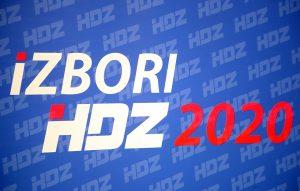HDZ u nedjelju biraju vodstvo lokalnih organizacija po načelu jedan član jedan glas
