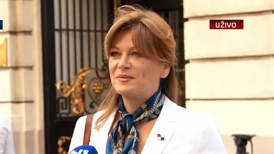 Karolina Vidović Krišto: Hrvatska će se dići protiv pobačaja kada ...