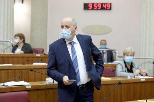 Bačić: HDZ će vrlo brzo odlučiti o Žinićevu stranačkom statusu
