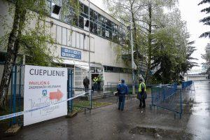Na Zagrebačkom velesajmu počinje cijepljenje u dvije smjene, očekuje se 3000 građana